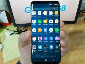 Samsung S8: data presentazione, video e foto dello Smartphone dal MWC 2017