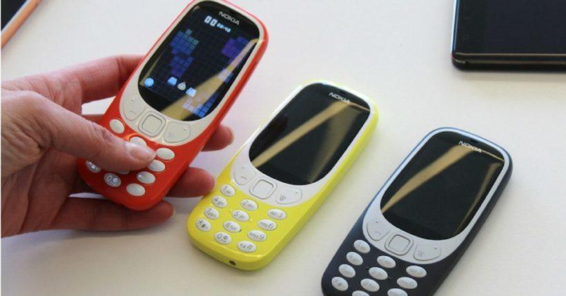 Nokia 3310: Foto, video e caratteristiche dal MWC 2017