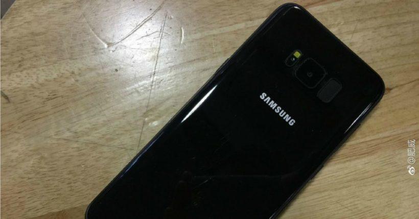 Samsung S8: Foto svelano dettaglio design e Bixby