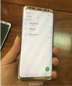 Samsung S8: Foto batteria 'esplosiva' e spot video
