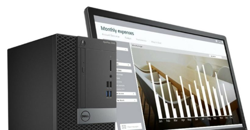 Dell OptiPlex 3040 pc desktop dell