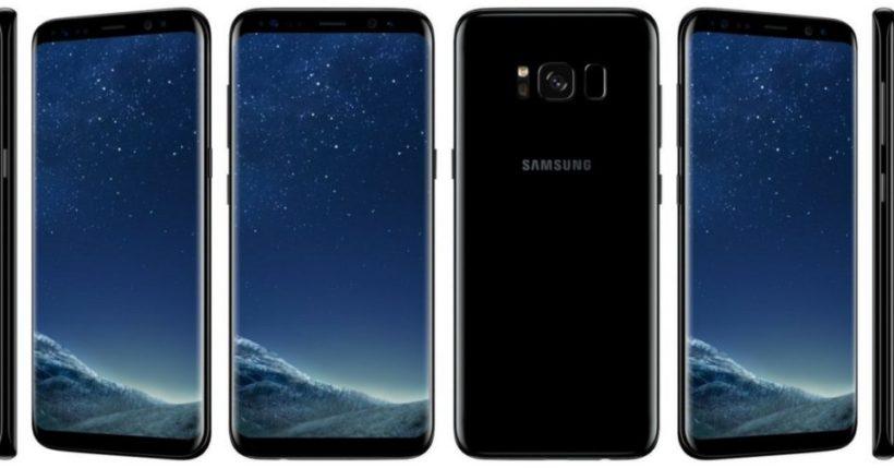samsung s8, migliori smartphone 2017