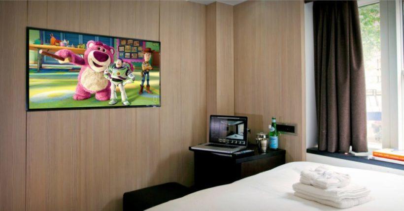 tv per hotel