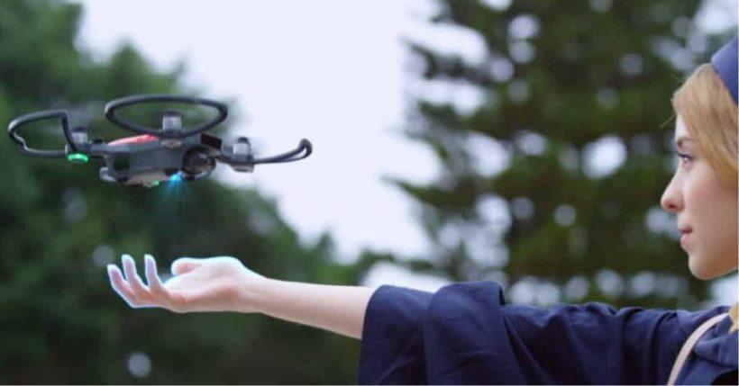 Drone DJI Spark: Prezzo e opinione sulla versione Fly More combo