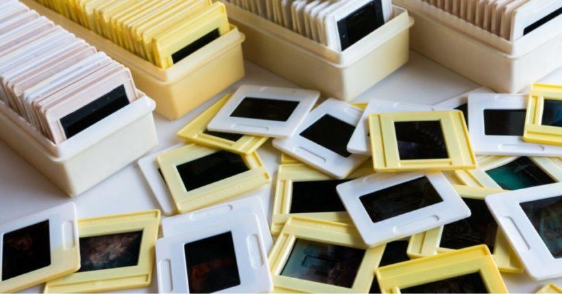 scanner per pellicole e diapositive