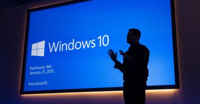 Windows 10: Aggiornamento sistema operativo Microsoft in arrivo