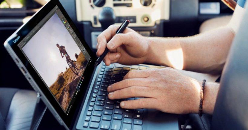 Lenovo Miix 510: Convertibile 2 in 1 clone di Surface Pro 4, recensione, opinioni e prezzi