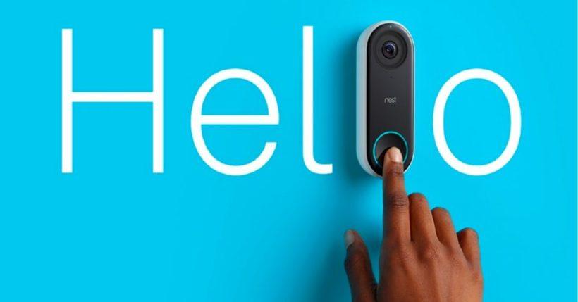 Nest google videosorveglianza