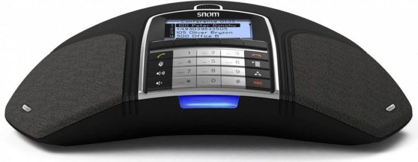 Telefoni voip: Snom, la serie D300 e la D700, prezzi, opinioni e quali comprare