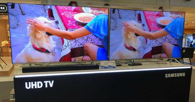 Samsung tv MU7000, recensione dell'economico di qualità 4K HDR