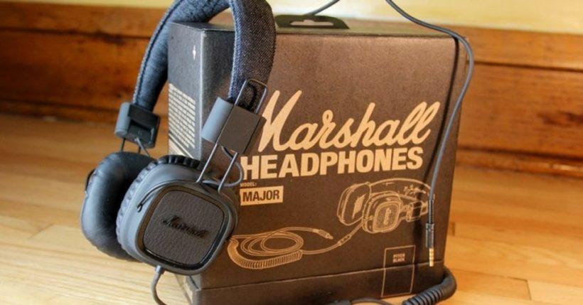 Cuffie Marshall: Recensione e prezzo delle wireless rock, tra Major 2 e Monitor