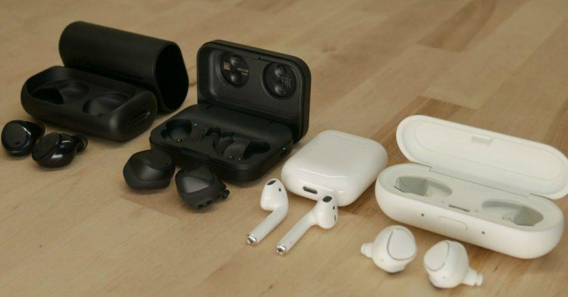auricolari bluetooth wireless