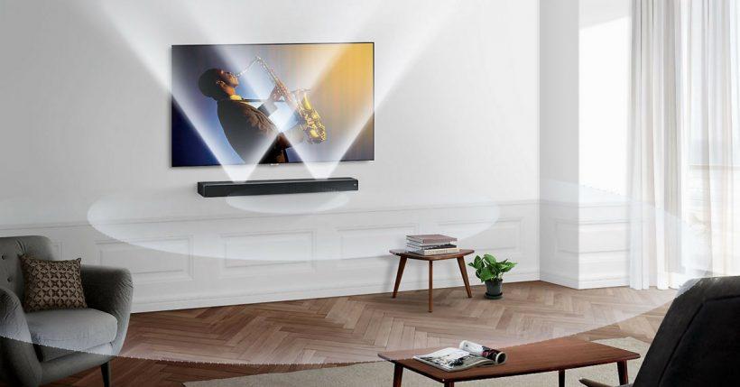 Quale soundbar comprare: Le migliori del 2018 tra Samsung, Sony e Bose
