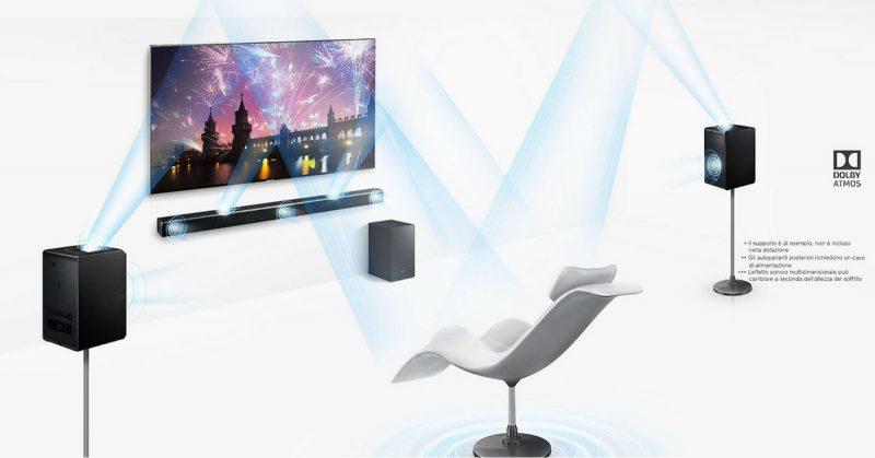 Soundbar Samsung: Prezzi, recensione e guida delle migliori da comprare