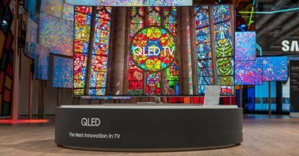Tv Samsung QLED: La serie Q8F e Q8C, recensione, prezzo e opinioni