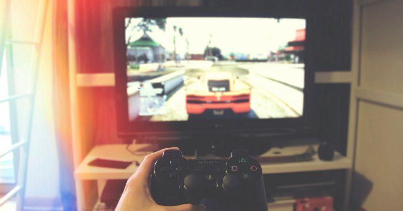 tv da gaming