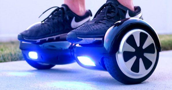 Hoverboard elettrico