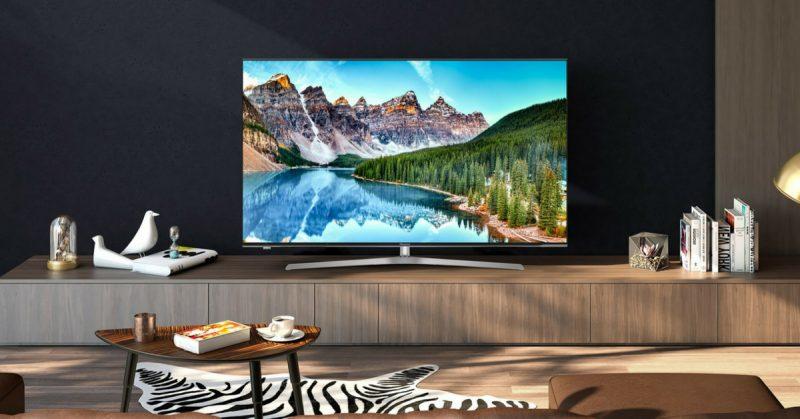 Tv Hisense U7A: Recensione del miglior televisore per i Mondiali 2018