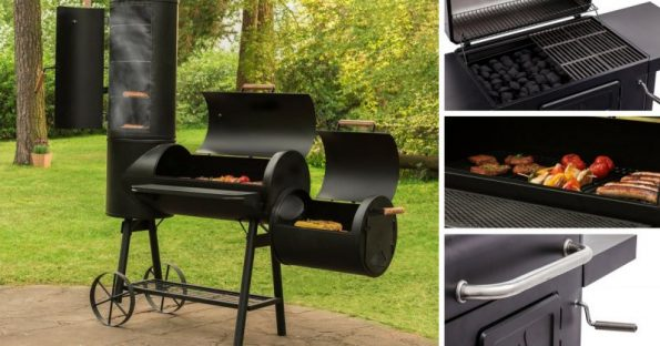 migliori barbecue a carbone