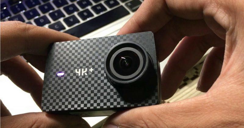 YI 4K Plus Xiaomi: Recensione, opinioni e prezzi della miglior action cam cinese