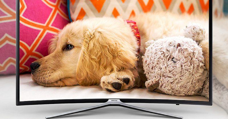 TV curva Samsung UE49NU7370UXZT e UE55NU7370UXZT