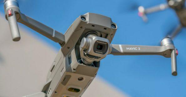Mavic 2 Pro e Zoom: Opinioni e prezzi dei nuovi droni DJI 2018