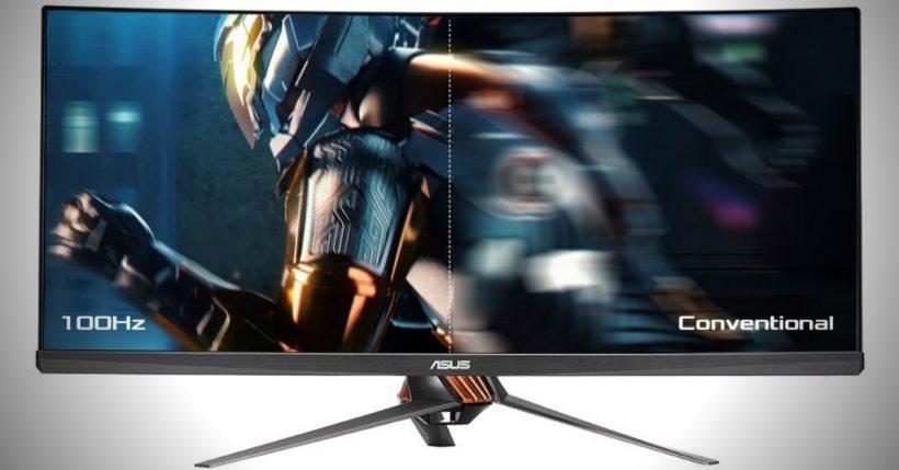 Miglior monitor curvo gaming