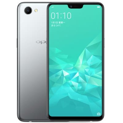 Phablet Oppo A3 4G argento