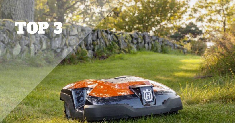 Quale robot tagliaerba comprare: La top 3 dei migliori modelli