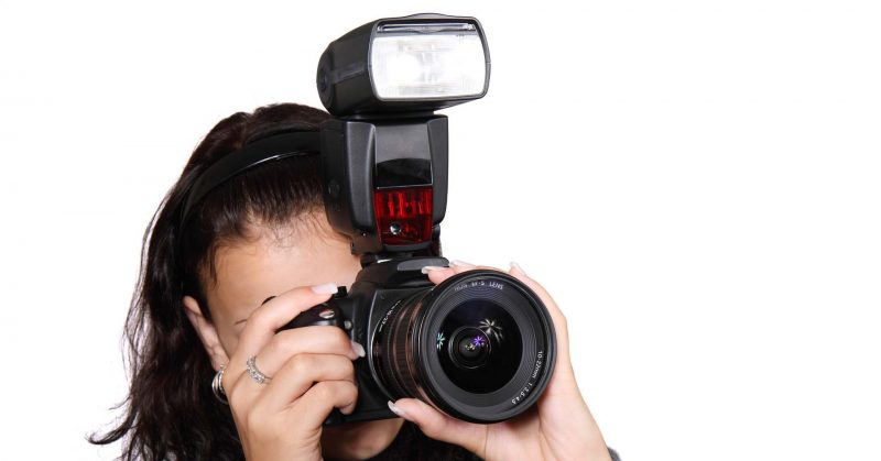 Flash macchina fotografica