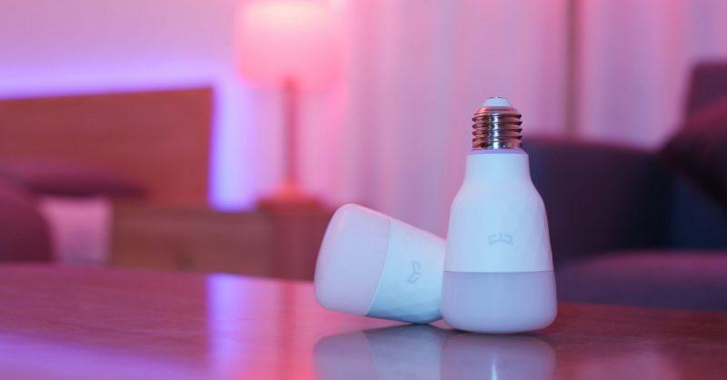 Illuminazione xiaomi yeelight plafoniere e lampadine smart la guida