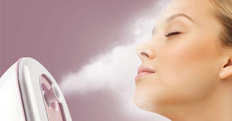 sauna facciale benefici
