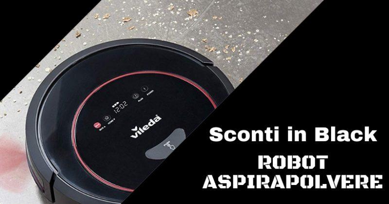 offerte robot aspirapolvere