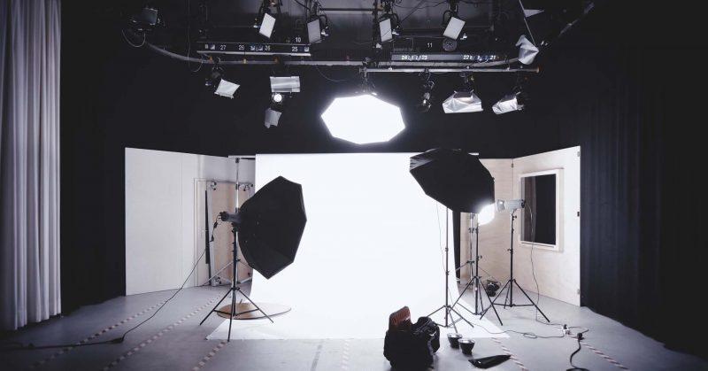 Set luci studio fotografico
