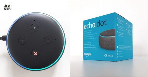 Scopri come avere Amazon Echo Dot in omaggio!