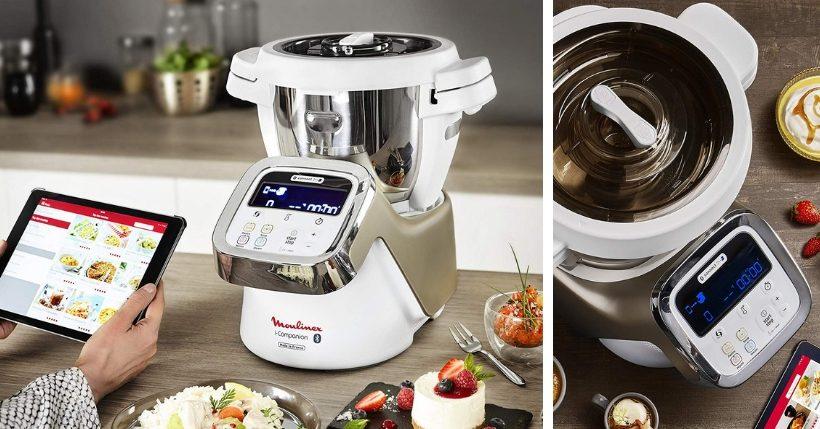 Moulinex Volupta e Companion: miglior robot da cucina multifunzione