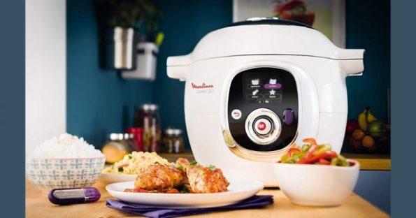 multicooker moulinex cookeo, robot da cucina
