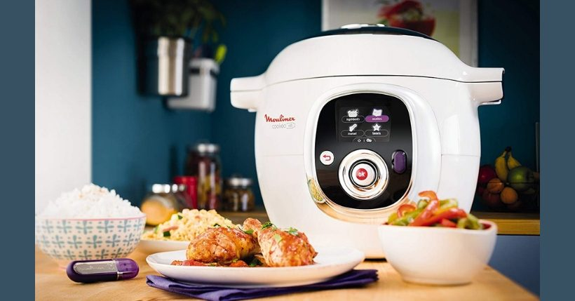 Multicooker Moulinex Cookeo: miglior robot da cucina smart
