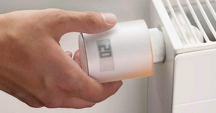 valvole termostatiche intelligenti