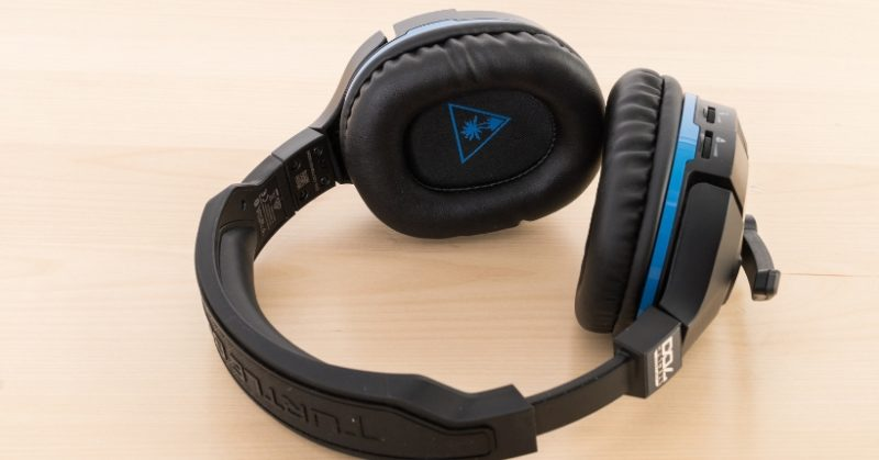 Turtle Beach Cuffie Hook up