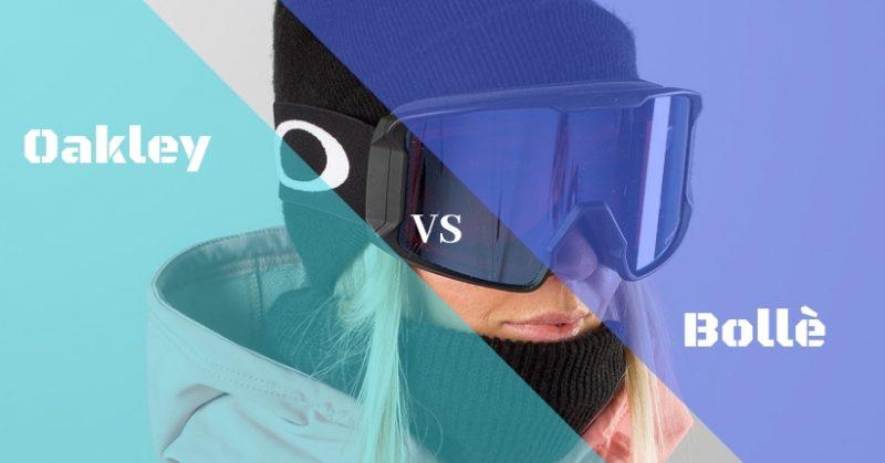 maschera sci oakley vs bollè