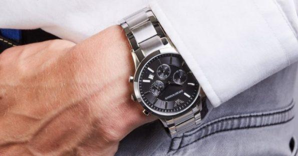 Orologi Armani: Chi li produce e quale comprare, la guida