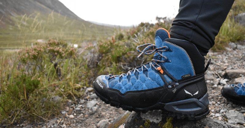 di prim'ordine nuovo elenco stile attraente Scarpe da trekking: Salewa, Salomon, i consigli su quale ...