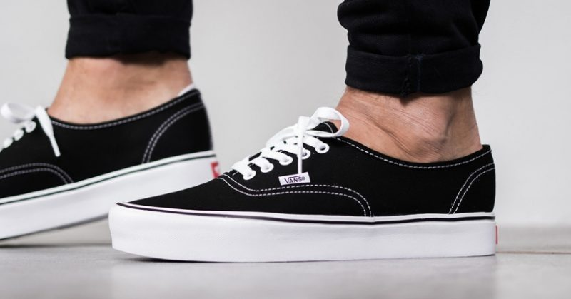 vans estate uomo