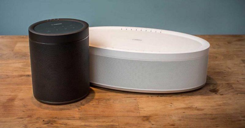 Speaker Yamaha: MusicCast 20 e 50 meglio dei Sonos One?