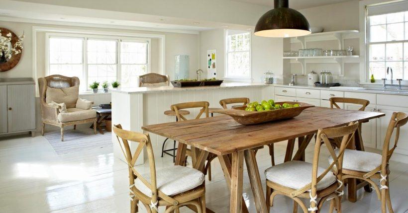 Tavoli da pranzo: Quale scegliere per la vostra cucina