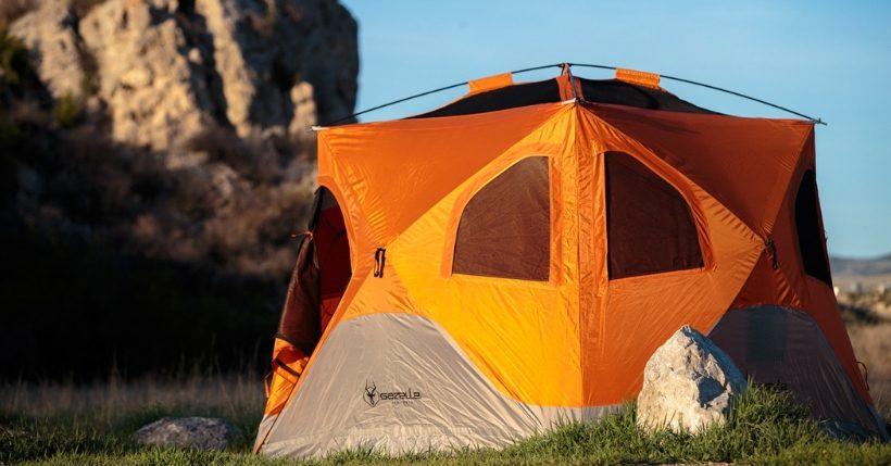 Tende istantanee: Le pop up più veloci da montare in campeggio