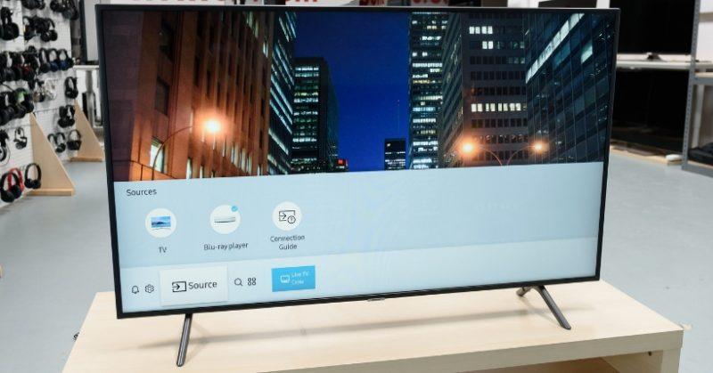 Tv Samsung NU7090: Recensione e opinioni sul 4K campione di vendite