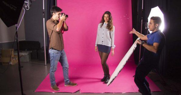 Photoshoot studio