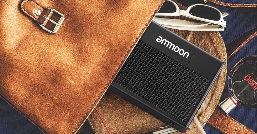 amplificatore chitarra portatile